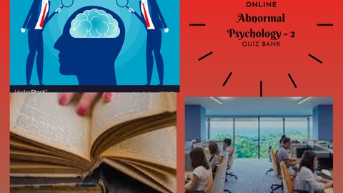 Abnormal Psychology Practice Tests - 1