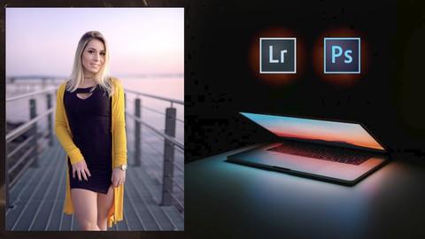 Adobe Lightroom e Photoshop - Fluxo de edição de imagem