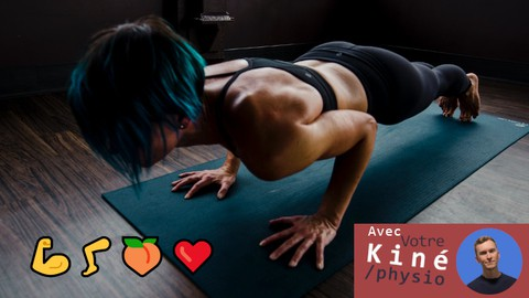 Ton programme d'exercices pour garder la forme! Fitness@home