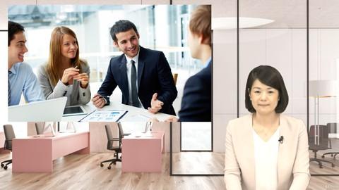 【はじめてのビジネス英語】社会人1年目のビジネス英会話の基本マスターコース