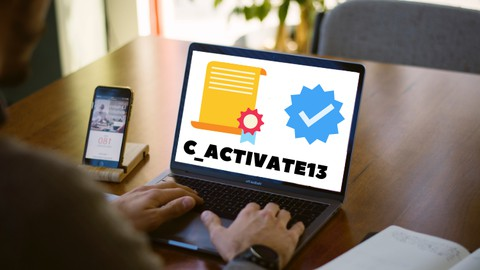 C_ACTIVATE13   SAP Activate Project Manager Certificate Exam