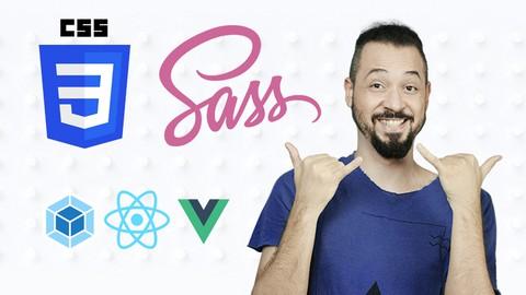 CSS Avançado - Sass, CSS Grid Layout e CSS Modules