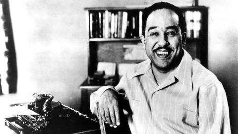 The Smiling Bite Of Langston Hughes