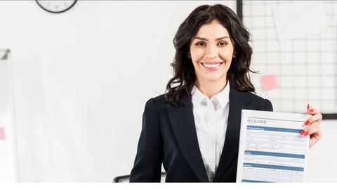WORKSHOP Consigue Tu Mejor Empleo con una H.V/CV que impacte
