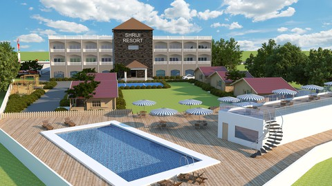 Hotel and Resort Architectural Planning / Design