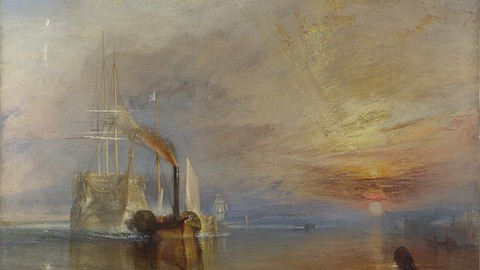 The Great Marine Paintings in the History of Art
