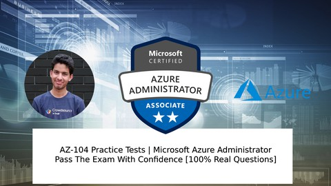 AZ-104 Practice Tests   Microsoft Azure Administrator   June