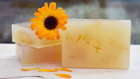 How to Make Soothing and Luxurious Soap at Home Naturally