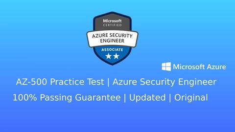 AZ-500 Practice Test | Azure Security Engineer