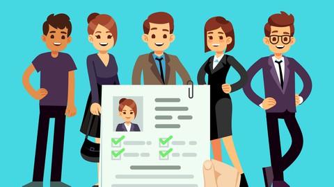 Recrutamento e Seleção - Do Zero a Contratação