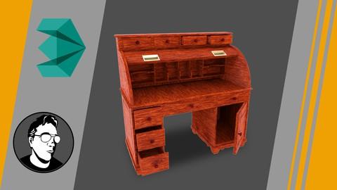 3ds Max Einsteiger Kurs - 3D Modeling Hard Surface