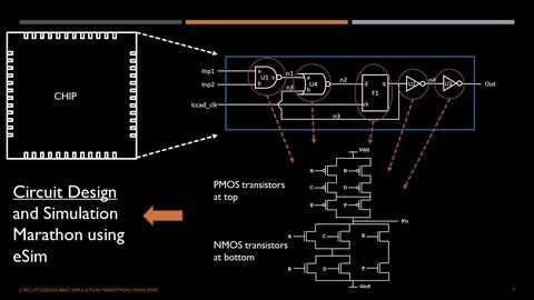 VSD Intern - 10-bit DAC design using eSim and Sky130