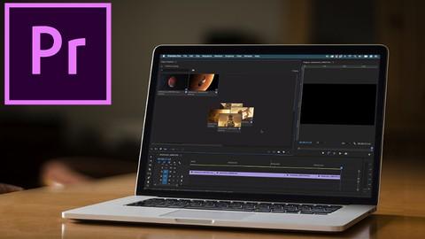 Complete Adobe Premiere Pro CC 2021: Beginners to Advanced