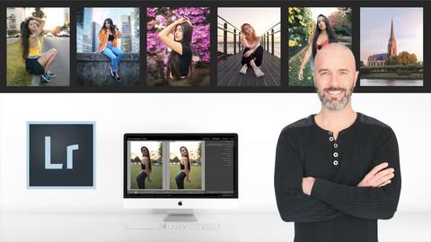 Aprenda edição de imagens no Adobe Lightroom | Tons e cores