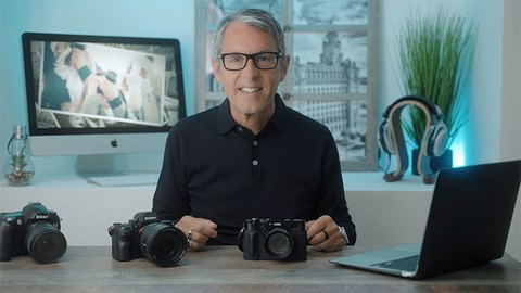 Digital Photography : The Complete Beginners Class