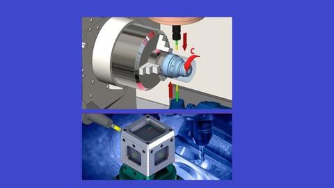 Solidcam - CNC Torna - CNC İşleme Merkezi