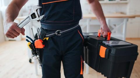 The Handyman Mastery: A Complete Handyman Training Course