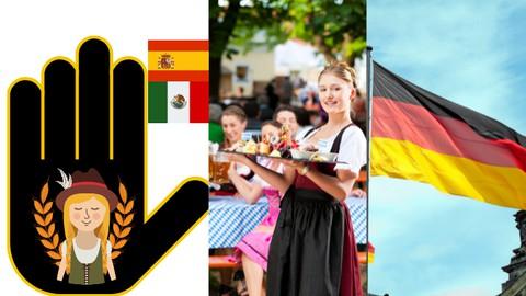 Alemán 5 palabras - Curso 2 gratis en español