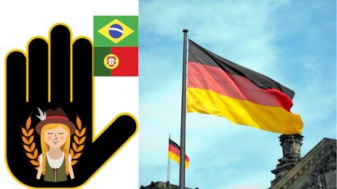 Alemão 5 palavras - Curso 2 em português