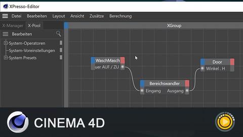 Cinema 4D XPresso