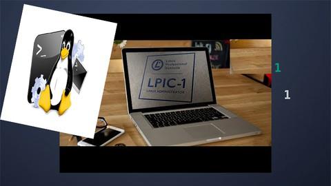 LPI : LPIC-1 Linux Administrator practice Test Certification