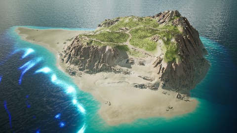 Unreal Engine 5 - Learn to make Realistic Environments