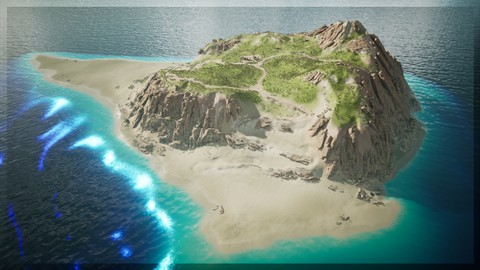 Unreal Engine 5 - Realistic Environment Design for Beginners