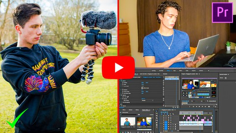 How To Film & Edit QUALITY Videos in ADOBE PREMIERE PRO 2021