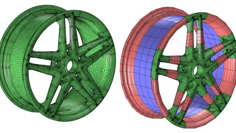 Ansys Meshing for FEA Models