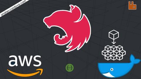 Node Js: Microservicios con NestJs, AWS, Docker Profesional