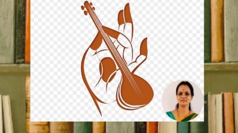 Swara, The Carnatic music theory