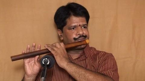 Learn Carnatic Flute | Intermediate Level | Varnams Volume 2