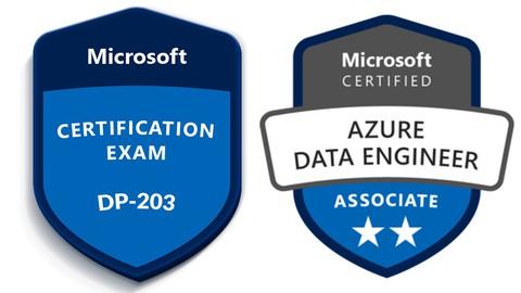 DB-203 || Data Engineering on Microsoft Azure Practice Exam