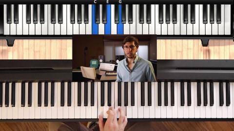 Piano y Teoría Musical Para Principiantes. Bien. Rápido.