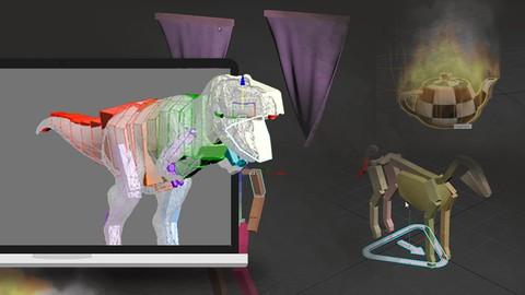 3D Studio Max 2021 Animasyon Eğitim Seti