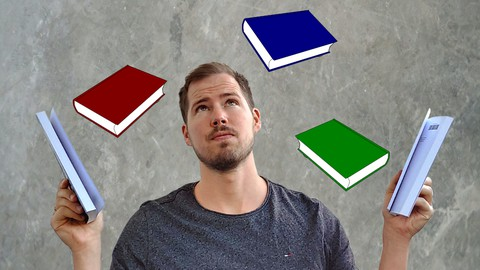 Raus aus dem Hamsterrad mit eBooks & Taschenbüchern