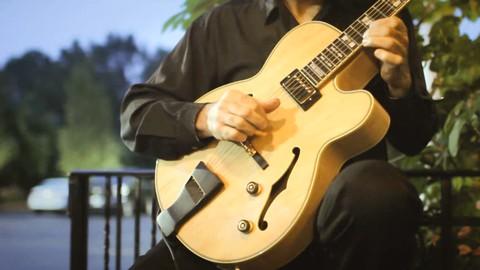 Guitarra Jazz para Iniciantes.