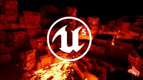 Unreal Engine 5: Full Beginner Course