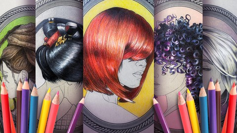 How to Color Amazing Hair