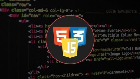 Master HTML, CSS and Vanilla JS By Building 5 Projects