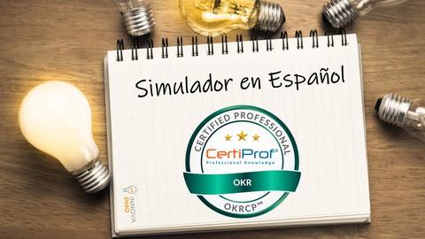 Simulador examen OKR Certified Professional (OKRCP) Español