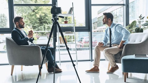 Video Production: Create Corporate & Interview Videos
