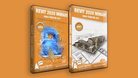 Revit 2020 Mimari Eğitim Seti