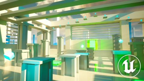 Unreal Engine 5 Beginner Blueprints: Make your first game!