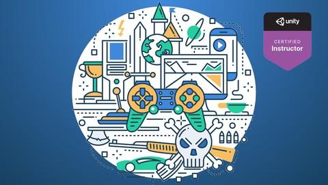 Curso de desarrollo de videojuegos con Unity 2021