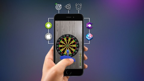 Build a Augmented Reality Dartboard Game with Unity 2021