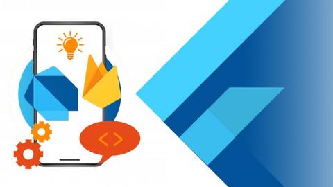 Flutter 2.2 & Firebase, build a complete app from scratch