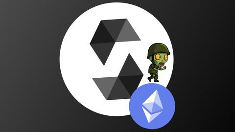 CryptoZombies - Ethereum Blockchain Solidity Developer
