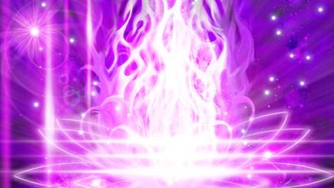 Violet Flame Of Archangel Zadkiel
