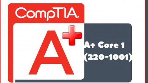 CompTIA A+ Core 1(220-1001) exam with 12 SIMS [updated-2021]